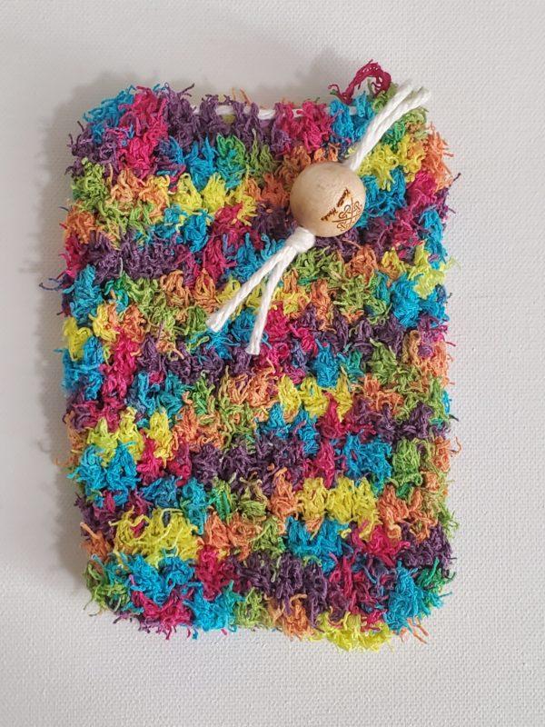 Soap Sock Fruite Pebbles