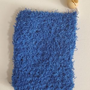 Soap Sock Royal Blue