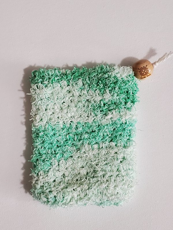 Soap Sock Sea Foam